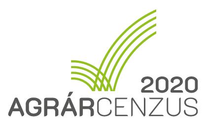 """A Központi Statisztikai Hivatal (KSH) összeírást hajt végre, """"Agrárcenzus, 2020"""" elnevezéssel."""