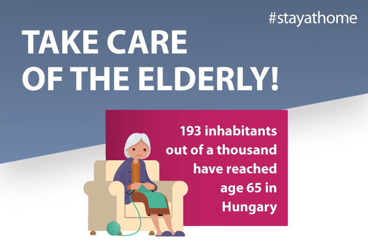 Take care of the elderly!