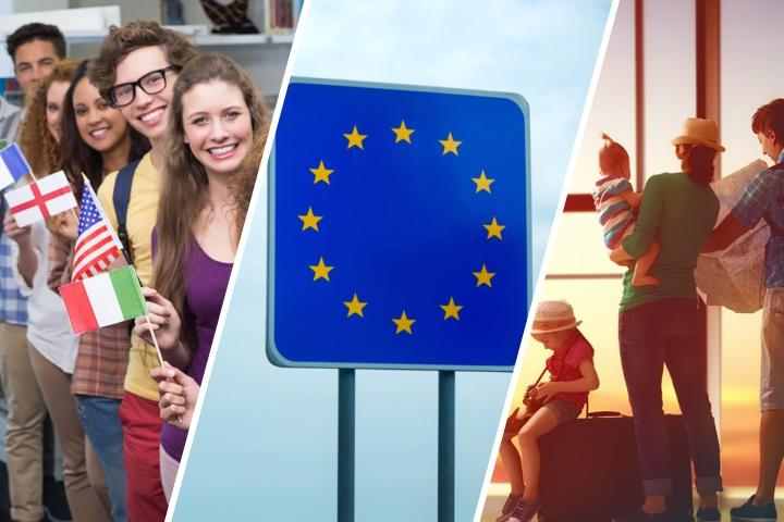 Úton lévők – adatok az európai mobilitásról