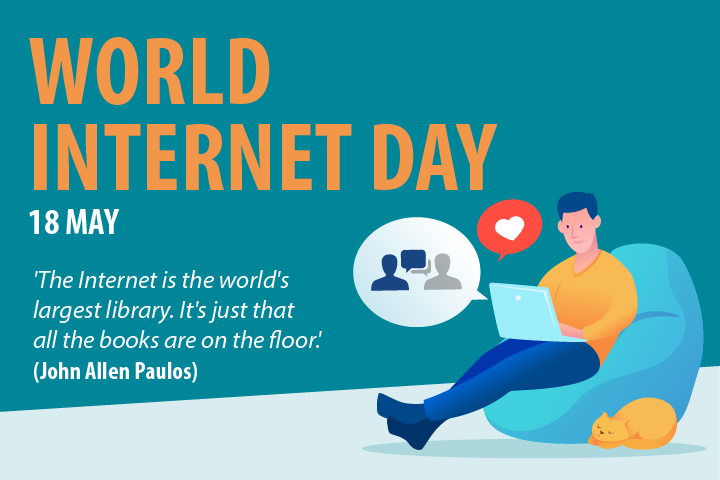 Word internet day – 18 May