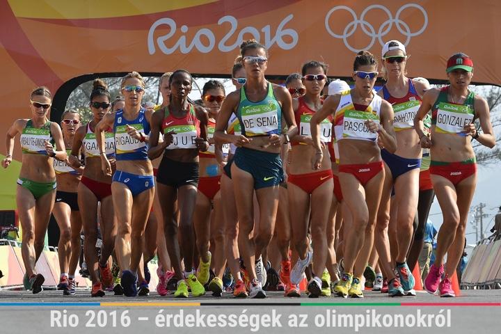 Rio 2016 – érdekességek az olimpikonokról