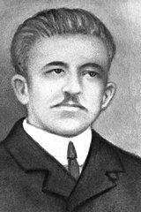 Hajdú László portréja