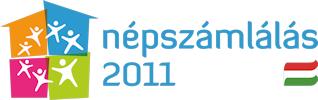 Népszámlálás logo