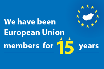 We have been European Union members for 15 years