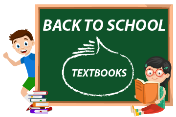 Start of the school year – Pupils can already discover their textbooks