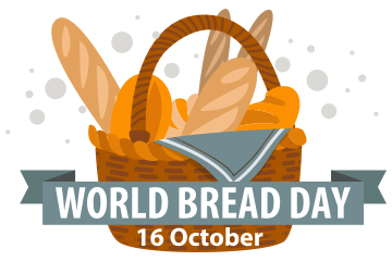 World Bread Day, 16 October