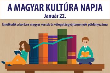 Január 22., a magyar kultúra napja